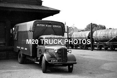 M20 Truck Photos - Bedford - BRS British Road Services.