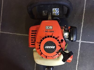 Echo Petrol Handheld Compact Hedge Cutter HC1500 Trimmer