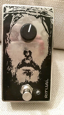 Black Arts Toneworks Ritual Fuzz - first generation Chrome in mint condition