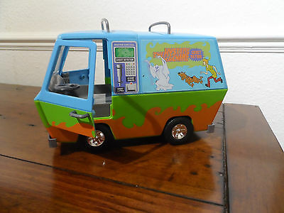 Scooby Doo van and figures.