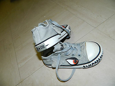All Star Converse Trainers Kids Size 8 Infant