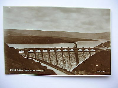 Craig Goch Dam, Elan Valley, Wales.   (Near Builth Wells etc)