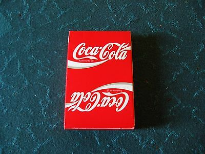 Coca-Cola 1984 Deck Playing Cards-Factory Sealed