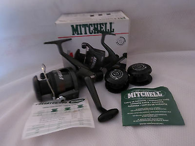 Mitchell Predator 700 Reel Boxed With Two Spare Spools Unused