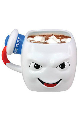 Ghostbusters 3D Tasse Stay Puft - Ghostbusters 3D Mug Stay Puft