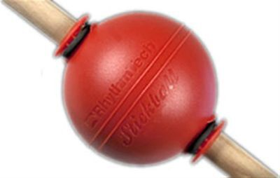 1 Rhythm Tech STICKBALL - Shaker on a stick - A must have for percussionists