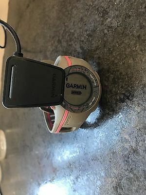 Garmin forerunner 110 with heartrate monitor & charger