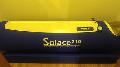 Hyperbaric Oxygen Chamber OXYHEALTH Solace 210