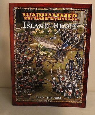Warhammer Fantasy Island of Blood Rulebook Read this First