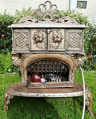 "Smith And Wellstood ""queenie"" Cast Iron Stove"