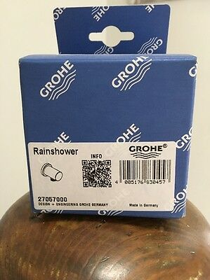 Grohe 27057000 Rainshower Wall Connection Joint 1/2 inch