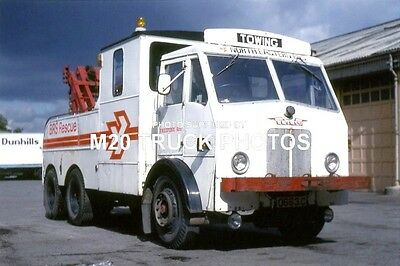 M20 Truck Photos - Leyland - British Road Services BRS Rescue Recovery.
