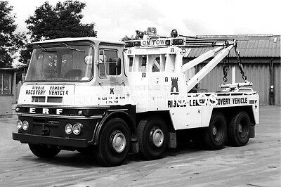 M20 Truck Photos - ERF - Ribble Cement Recovery.