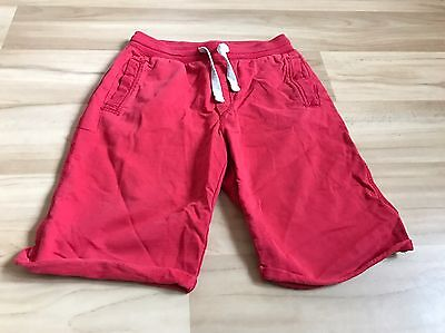 H&M Boys Red Shorts 6-8 Years