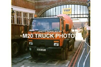 M20 Truck Photos - Ford - Readymix RMC.