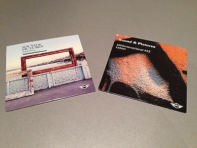 Mini International Sound and Pictures CDs - Istanbul and Lisbon from Geneva Show
