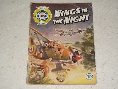Picture Air Ace Library No 31 Wings In The Night