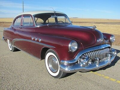 1952 Buick Other Series 40 Special Deluxe Sedan Nice Original Low Miles Survivor Driver Classic Vintage Old Antique GM Auto Car