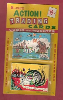 1960's Monster Magic Action Pack # 1