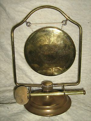 Solid Brass Gong