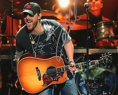 Eric Church Autographed 8x10 Signed Photo Reprint