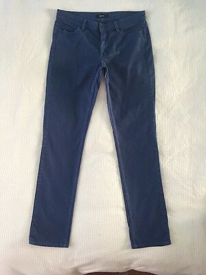 Marcs, Blue Pants, Straight Leg, Size 30