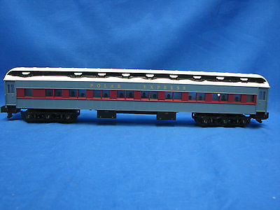 American Flyer Polar Express Coach Car S Scale 6-49632 By Lionel