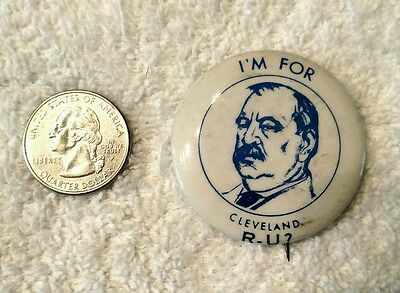 I'm For Cleveland-Ru2 Pin