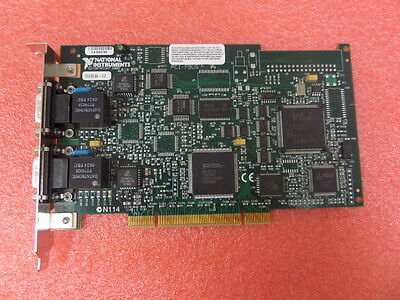 National Instruments NI PCI-FBUS  Foundation Fieldbus Interface Card, 2-Port
