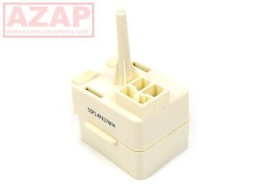 Refrigerator Relay and overload combo  5SP14P437NFM for special locking plug etc