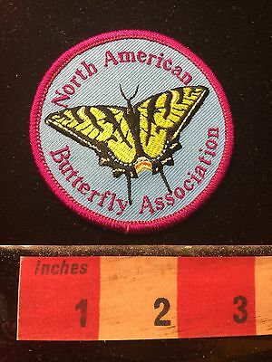 Morristown New Jersey Patch NORTH AMERICAN BUTTERFLY ASSOCIATION NABA 60C1
