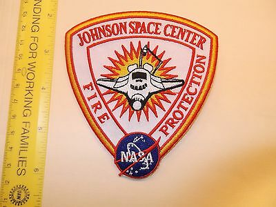 Federal Defunct Fire Dept NASA Florida KSC Kennedy Space Center Protection nice