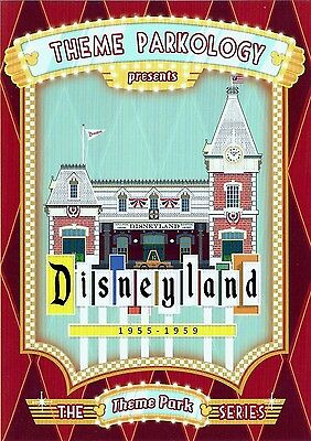 Disneyland  1955 -1959 1950'S DVD Documentary DVD