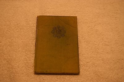 Vintage Ritual Of Secret Work Of The Order Of DeMolay, 11th Edition, 1969