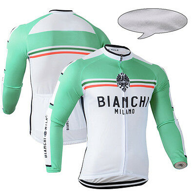 Fit M New Men Cycling Thermal Long Sleeve Jersey Race Fit Coats Winter Jacket