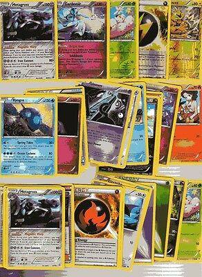 POKEMON CARD LOT # 15 ( x 5 FOIL AND 30 BASE CARDS )