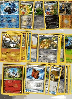 POKEMON CARD LOT # 18 ( x 5 FOIL AND 30 BASE CARDS )