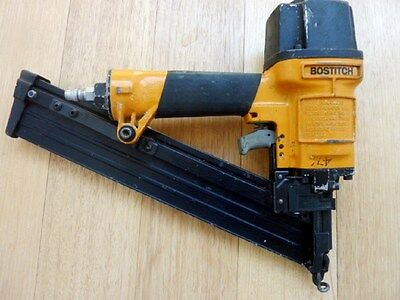 Stanley Bostitch N60Fn 15Ga Fn15 Pneumatic Finish Nailer Works Great