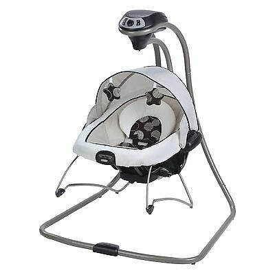 Graco Duet Connect DLX Swing and Bouncer ( Brand New sealed in a box)
