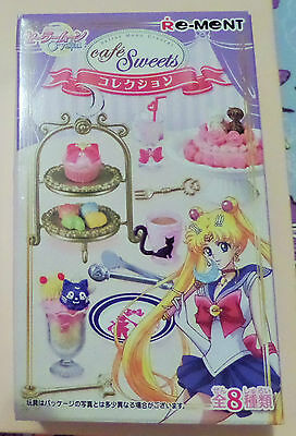 Sailor Moon Crystal Cafe Sweets Re-Ment Official Licensed From Japan