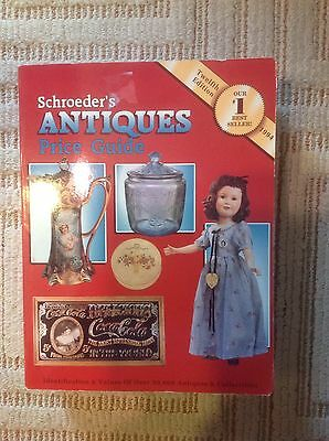 1994 Schroeders Antique Price Guide  12Th Edition