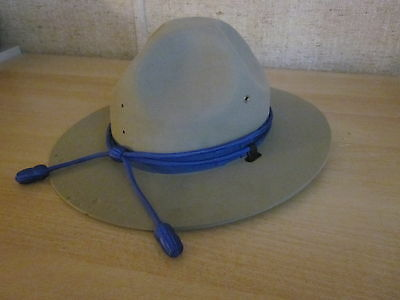 California Highway Patrol Stratton Wide-Brimmed Hat Size 7 1/4