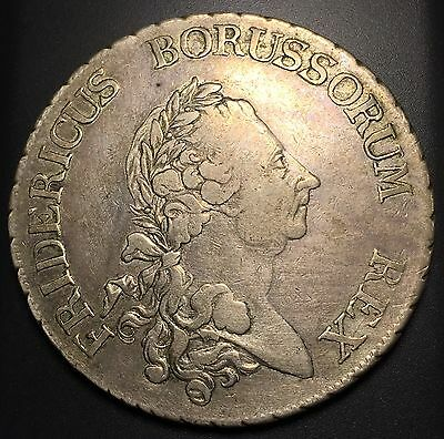 1786A German States Prussia Thaler
