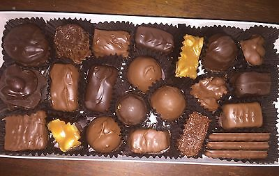 1 Pound See's Candies Assorted Chocolates Box