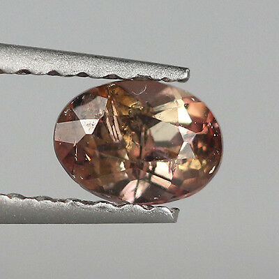 0.33 Ct Natural Brown AXINITE Oval Gemstone