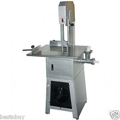 "Brand New 10"" 3/4HP  Meat Cutter Band Saw W/Grinder"