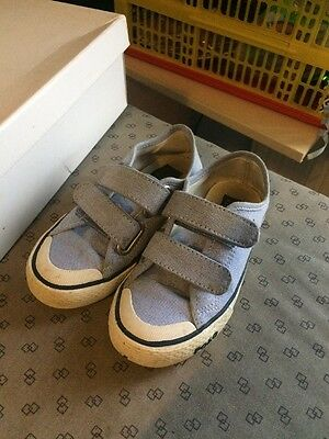 Young Boys Polo Shoes Size 10.5 UK