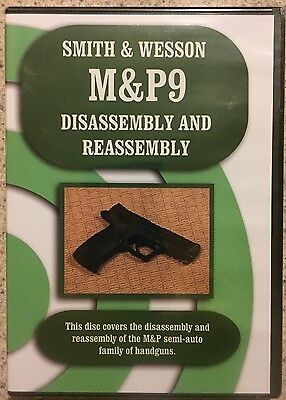 OnTarget Video - Smith & Wesson M & P9 - Disassembly and Reassembly