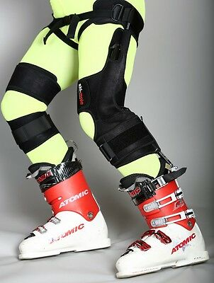 Ski-Mojo Gold Skiers Knee Support