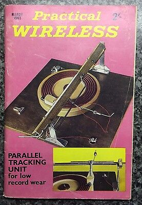 Vintage Practical Wireless March 1963